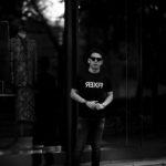 FIXER (フィクサー) FTS-03 Reverse Print Crew Neck T-shirt リバースプリント Tシャツ BLACK (ブラック) 【ご予約受付中】【2021.1.31(Sun)~2021.2.11(Thu)】のイメージ