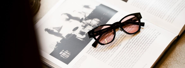 Mr.CASANOVA × THE ZOOT16 (ミスターカサノバ × ザ・ズート16) Lookin'4 アイウェア サングラス BLACK × LIGHT PINK(ブラック × ライトピンク) HANDCRAFTED IN JAPAN(日本製) 2021 愛知 名古屋 Alto e Diritto altoediritto アルトエデリット グラサン サングラス 眼鏡
