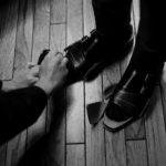 "Yohei Fukuda // Double Monk Strap Shoes ""仮縫い""のイメージ"