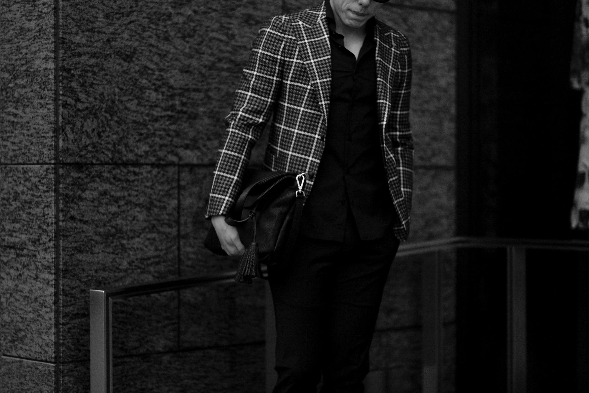 """ACATE """"GREGALE"""" 2021【Special Model】【Alto e Diritto別注】グレゲール アカーテ レザーバック 愛知 名古屋 Alto e Diritto altoediritto アルトエデリット スペシャルモデル 別注バック 新作バック"""