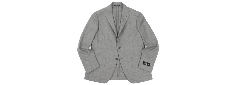 BELVEST (ベルベスト) JACKET IN THE BOX (ジャケットインザボックス) サマーカシミア ジャケット GREY (グレー) Made in italy (イタリア製) 2021 春夏新作のイメージ
