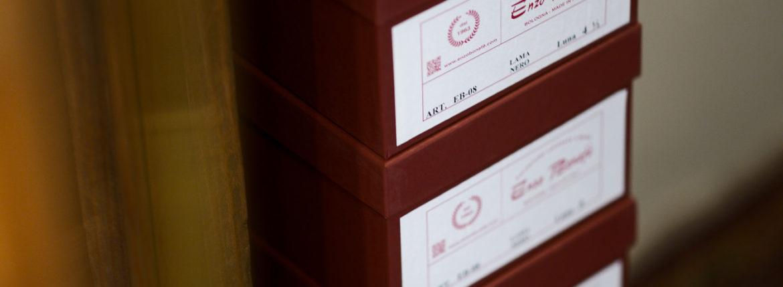 ENZO BONAFE(エンツォボナフェ) ART. EB-08 Coin Loafer コインローファー LAMA ラマレザー ドレスシューズ ローファー NERO(ブラック) made in italy (イタリア製) 2021 春夏新作 【入荷しました】【フリー分発売開始】のイメージ