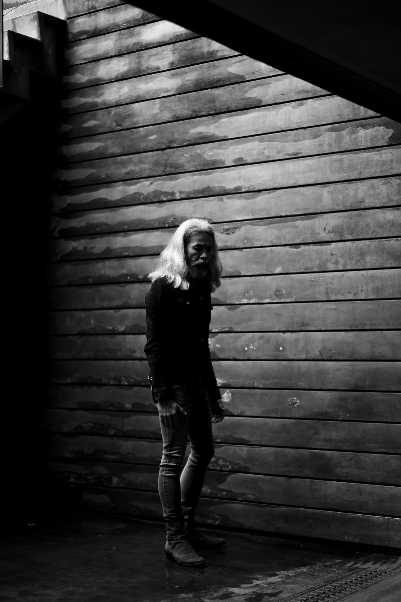 ISAMU KATAYAMA 片山勇 BACKLASH バックラッシュ レザージャケット THE LINE ザライン 愛知 名古屋 altoediritto アルトエデリット クロコダイル パイソン ダブルライダース シングルライダース 2021 デニムパンツ ジーンズ ブラックデニム グレーデニム クラッシュデニム