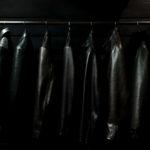 ISAMU KATAYAMA BACKLASH / イサムカタヤマ バックラッシュ (2021 秋冬 展示会) 1878-07 Gジャン スエードレザー ブラック レッドブラウン 1254-24 イタリアンショルダー フードダブルライダース ブラック 1842 ジャパンカーフ ブラック 1842 ジャパンカーフ スエード ブラック 別注アイテム 愛知 名古屋 Alto e Diritto altoediritto アルトエデリット レザーコレクション isamukatayama 片山勇