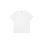 nomiamo (ノミアモ) SUPIMA 80/1 Key Neck T-shirt スーピマコットン キーネック Tシャツ WHITE (ホワイト) 2021 春夏 【Alto e Diritto別注】【Special限定モデル】【入荷しました】【フリー分発売開始】のイメージ