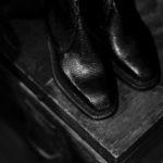 "ENZO BONAFE ""ART.3722"" Chukka boots LIZARD NERO 2021 【Special Model】のイメージ"