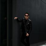 FIXER(フィクサー) F1(エフワン) DOUBLE RIDERS Cow Leather ダブルライダース ジャケット BLACK(ブラック) 【ご予約開始】【2021.4.18(Sun)~2021.5.03(Mon)】 愛知 名古屋 Alto e Diritto アルトエデリット ライダースジャケット レザージャケット ダブルレザー セミダブル