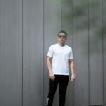 FIXER (フィクサー) FTS-01(エフティーエス01) 2 Print Crew Neck T-shirt 2プリントTシャツ WHITE (ホワイト) 【ご予約受付中】【2021.4.17(Sat)~2021.5.03(Mon)】のイメージ