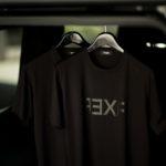 FIXER (フィクサー) FTS-03 Reverse Print Crew Neck T-shirt リバースプリント Tシャツ ALL BLACK (オールブラック) 【ご予約開始】【2021.4.03(Sat)~2021.4.18(Sun)】のイメージ