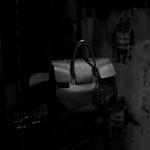 ACATE × cuervo bopoha (アカーテ × クエルボ ヴァローナ) GHIBLI (ギブリ) Montblanc leather (モンブランレザー) トートバッグ レザーバッグ NERO (ネロ) MADE IN ITALY (イタリア製) 2021秋冬 【Special Special Special Model】【ご予約受付中】のイメージ