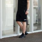 FIXER (フィクサー) FPT-02(エフピーティー02) Technical Jersey Short Pants テクニカルジャージー ショートパンツ BLACK (ブラック) 【ご予約開始】【2021.5.02(Sun)~2021.5.16(Sun)】のイメージ