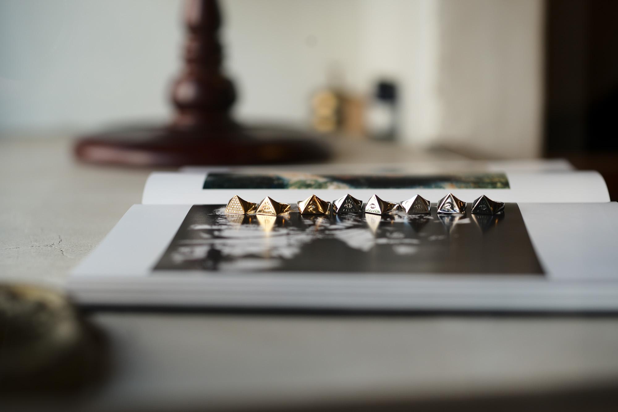 """FIXER """"ILLUMINATI EYES RING FULL PAVE WHITE DIAMOND 22K GOLD"""" × FIXER """"ILLUMINATI EYES RING 18K GOLD"""" × FIXER """"ILLUMINATI EYES RING WHITE DIAMOND 18K GOLD SP"""" × FIXER """"ILLUMINATI EYES RING PLATINUM PT 950"""" × FIXER """"ILLUMINATI EYES RING 18K WHITE GOLD"""" × FIXER """"ILLUMINATI EYES RING 925 STERLING SILVER"""" × FIXER """"ILLUMINATI EYES RING 925 STERLING SILVER SP"""" × FIXER """"ILLUMINATI EYES RING BLACK RHODIUM フィクサー イルミナティ アイズリング 22Kゴールド 18Kゴールド プラチナ 18Kホワイトゴールド 925シルバー 愛知 名古屋 Alto e Diritto アルトエデリット スペシャルリング"""