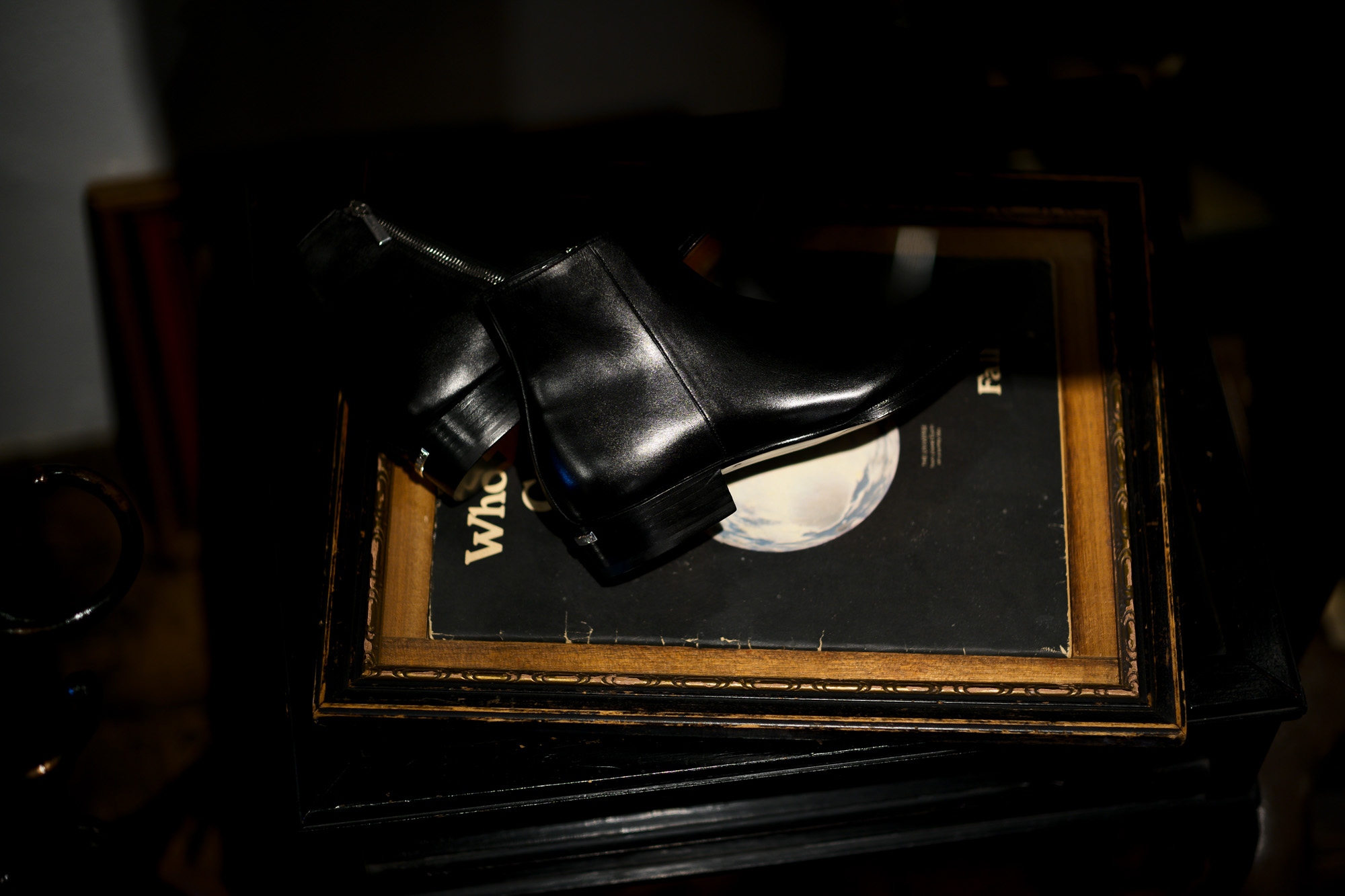 Georges de Patricia Stradale【Special Boots】 SF90 ストラダーレ フェラーリ PHEV ジョルジュドパトリシア ジップアップブーツ 925スターリングシルバー ブーツ 愛知 名古屋 Alto e Diritto altoediritto アルトエデリット