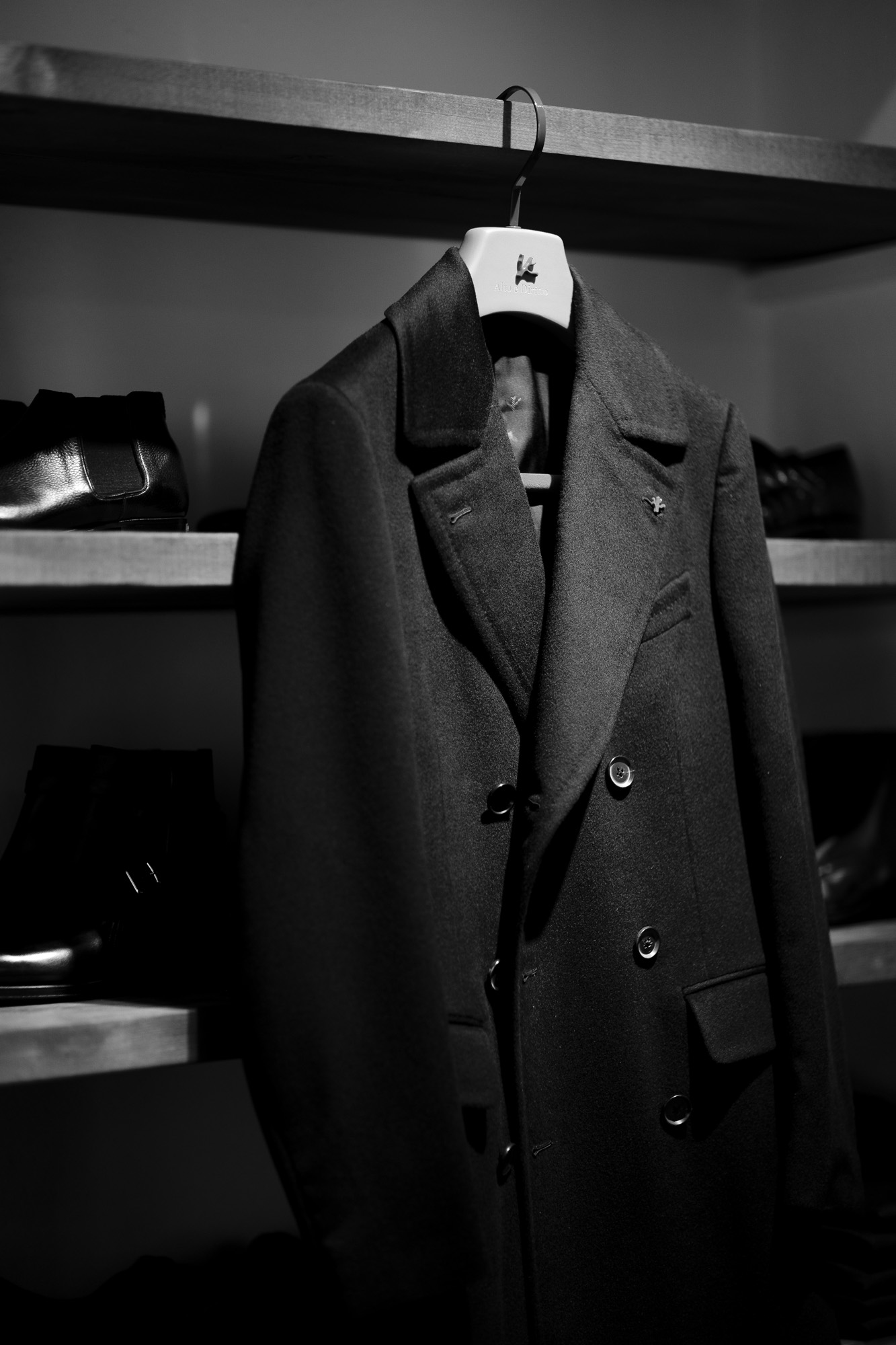 ISAIA Cashmere Single Chester Coat , Double Chester Coat 2021 AW 【Special Model】 イザイア 2021秋冬 カシミヤ 超絶生地 COAT コート シングルコート ダブルコート チェスターコート スペシャルモデル  愛知 名古屋 Alto e Diritto altoediritto アルトエデリット