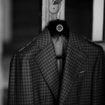 LUCA GRASSIA SALVATORE CASHMERE JACKET BROWN 2021AWのイメージ