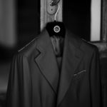 LUCA GRASSIA SALVATORE ENRICO SERGE WOOL SUITS BROWN 2021AWのイメージ