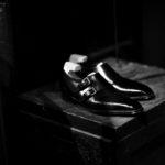 Yohei Fukuda // Double Monk Strap Shoes BLACK 【Bespoke】のイメージ