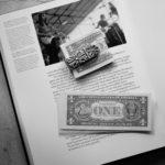 Balvenie Wilhelm (バルヴェニー ヴィルヘルム) Valentine Money clip 925 SILVER バレンタイン マネークリップ SILVER (シルバー) Made In England (イギリス製) 2021 【ご予約受付中】のイメージ