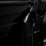 """cuervo bopoha Satisfaction Leather Collection """"MATT"""" クエルボ ヴァローナ サティスファクション レザー コレクション マット シングルライダース レザージャケット ライダースジャケット BLACK ブラック LAMB LEATHER ラムレザー"""