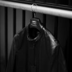"""EMMETI """"KELSO"""" Lambskin Nappa Leather NERO 2022SS【Special Model】のイメージ"""