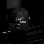 """ISAMU KATAYAMA BACKLASH × Yohji Yamamoto × NEW ERA (イサムカタヤマ バックラッシュ × ヨウジヤマモト × ニューエラ) triple name cap """"The second"""" (トリプルネームキャップ ザ セカンド) ベースボールキャップ BLACK (ブラック) 【Special Model】愛知 名古屋 Alto e Diritto altoediritto アルトエデリット"""