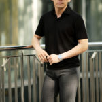 MANRICO CASHMERE (マンリコ カシミア) Ultra light Cashmere Polo Shirt (ウルトラライトカシミア ポロシャツ) ハイゲージ カシミヤ サマーニット ポロシャツ made in italy (イタリア製) 2021 【ご予約受付中】【全16色】愛知 名古屋 Alto e Diritto アルトエデリット