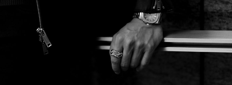 Balvenie Wilhelm (バルヴェニー ヴィルヘルム) VALIANT RING 22K GOLD ヴァリアント リング GOLD (ゴールド) Made In England (イギリス製) 【Special Special Special Model】 愛知 名古屋 Alto e Diritto altoediritto アルトエデリット スペシャルリング ゴールドリング 指輪 RING