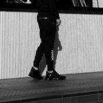FIXER (フィクサー) FPT-01(エフピーティー01) Technical Jersey Jogger Pants テクニカルジャージー ジョガーパンツ BLACK (ブラック) 【ご予約開始】【2021.7.19(Mon)~2021.8.08(Sun)】のイメージ