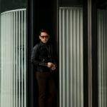 HEDIN (エディン) KIMON Single Leather Jacket (シングル レザー ジャケット) Lamb Leather ラムレザー シングル ライダース ジャケット NERO (ブラック) Made in italy (イタリア製) 2021秋冬 【Alto e Diritto 別注】 【Speical Model】愛知 名古屋 Alto e Diritto altoediritto アルトエデリット レザージャケット ライダースジャケット