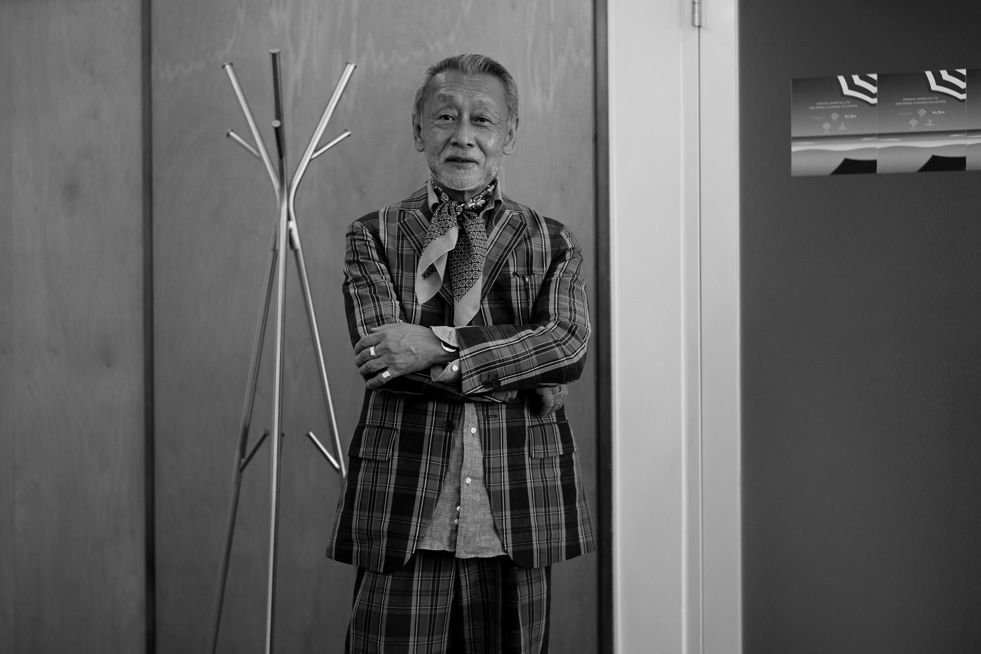 HIROSHI TSUBOUCHI ヒロシツボウチ WH ダブルエイチ 展示会 愛知 名古屋 altoediritto アルトエデリット スニーカー ドレスシューズ 2020年7月29日 坪さん ツボさん