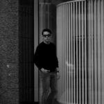 RIVORA (リヴォラ) GENTLE Knit Crew Neck (ジェントル ニット クルーネック) Cashmere Mohair Silk カシミア モヘア シルク ニット クルーネックセーター BLACK (ブラック・010) MADE IN JAPAN (日本製)  2021 秋冬のイメージ