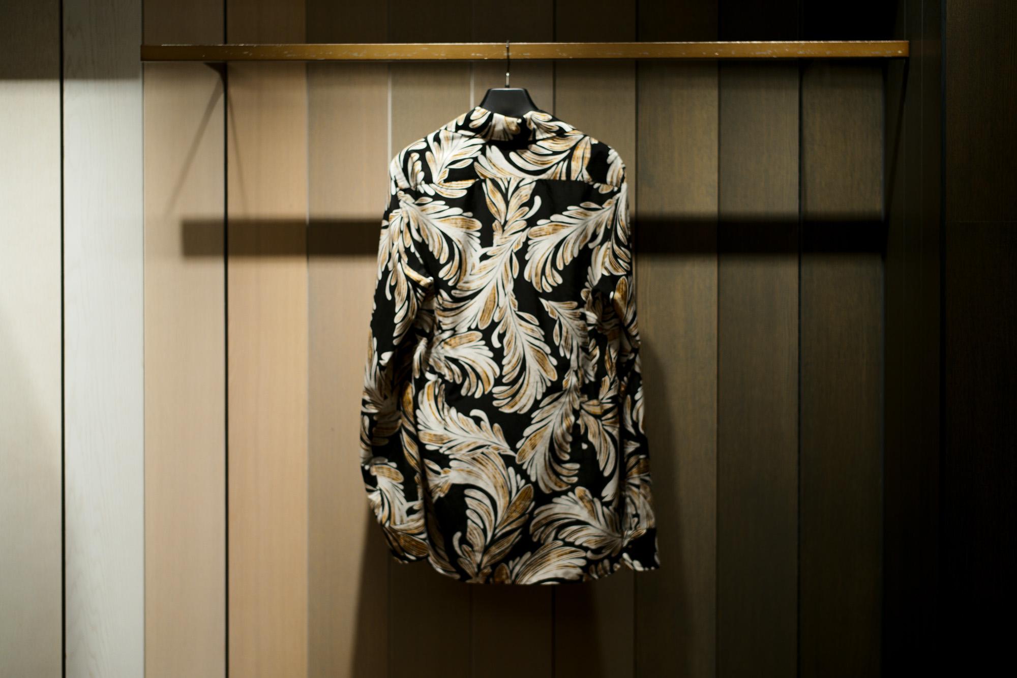 TAGLIATORE / タリアトーレ (2022 春夏 メイン 展示会) 愛知 名古屋 Alto e Diritto altoediritto アルトエデリット シャツ 柄シャツ ヤンキーシャツ イタリアンシャツ スーツにシャツ 黒ジャケットにシャツ タリアトーレシャツ
