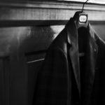 De Petrillo (デ ペトリロ) NUVOLA (ヌーボラ) カシミアウール グレンチェック ジャケット BLACK × RED (ブラック×レッド・79) Made in italy (イタリア製) 2021 秋冬のイメージ