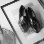 ENZO BONAFE(エンツォボナフェ) ART. EB-07 Tassel Loafer タッセルローファー LAMA LEATHER ラマレザー ドレスシューズ ローファー NERO(ブラック) made in italy (イタリア製) 2022 春夏 【ご予約受付中】のイメージ