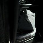 SAINT LAURENT (サンローラン) SKINNY-FIT JEANS IN USED BLACK DENIM (スキニーフィット ジーンズインユーズドブラックデニム) ストレッチ スキニー デニムパンツ BLACK (ブラック) Made in italy (イタリア製) 2021 秋冬のイメージ