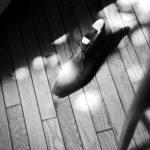 "Yohei Fukuda // ""3 Eyelet Chukka Boots"" Black Suede Leather BLACK 【Alto e Diritto 別注】【Special Model】のイメージ"