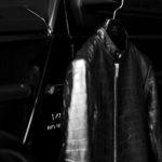 """cuervo bopoha """"RICHARD"""" Crocodile 2022 【Special Model】クエルボヴァローナ リチャード クロコダイル シングルライダース レザージャケット ライダースジャケット ブラック 愛知 名古屋 Alto e Diritto altoediritto アルトエデリット"""