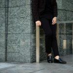 PT TORINO (ピーティートリノ) TRAVELLER (トラベラー) SUPER SLIM FIT (スーパースリムフィット) Stretch Techno Jersey ストレッチ テクノ ジャージ スラックス BLACK (ブラック・0990) 2021 秋冬新作 【入荷しました】【フリー分発売開始】のイメージ