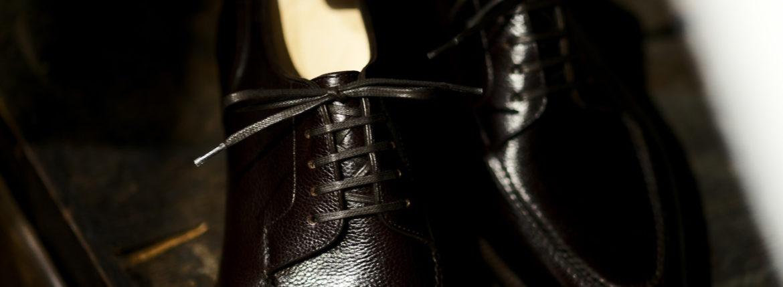 "Yohei Fukuda ""MTO"" Split Toe Derby Shoes New Grain Brown 2021のイメージ"